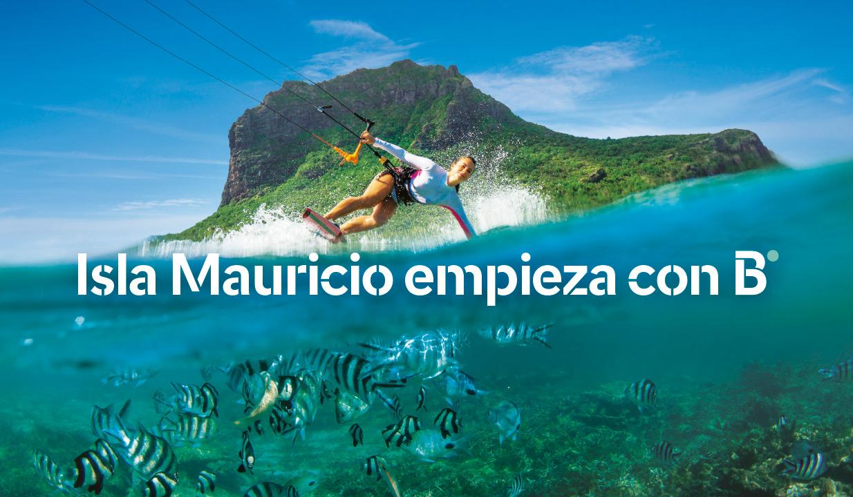Sorteo Agosto Isla Mauricio