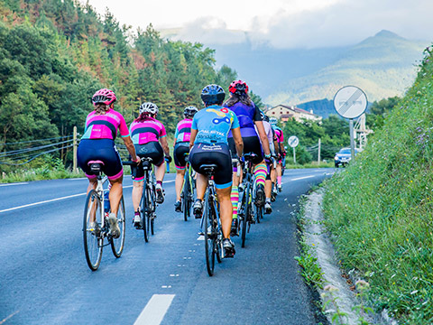 Women in Bike Xtrem carretera