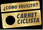 Cómo solicitar carnet ciclista