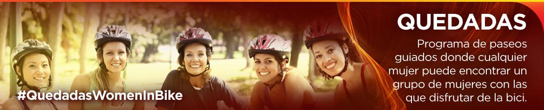 Quedadas Women In Bike